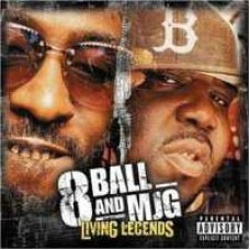 8Ball And MJG - Living Legends, 2xLP