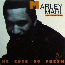 Marley Marl Featuring MC Shan - He Cuts So Fresh, 12""