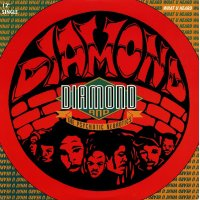 Diamond And The Psychotic Neurotics - What U Heard, 12""
