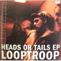 """Looptroop - Heads Or Tails EP, 12"""", EP, Reissue"""