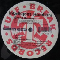 Intelligent Hoodlum - Grand Groove / At Large, 12""