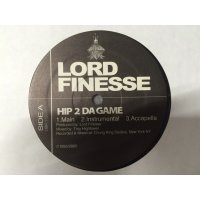 Lord Finesse - Hip 2 Da Game / Brainstorm, 12""