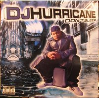 DJ Hurricane - Don't Sleep, 2xLP