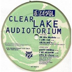 """De La Soul - Clear Lake Audiotorium, 12"""", EP, Promo"""