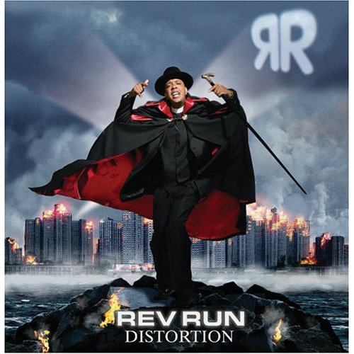 Rev Run - Distortion, LP, Promo