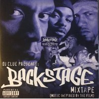 DJ Clue - Presents: Backstage Mixtape (Music Inspired By The Film), 2xLP