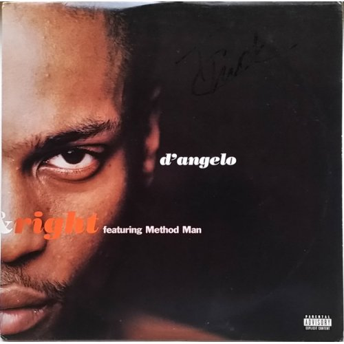 D'Angelo - Left & Right, 12""