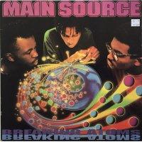 Main Source - Breaking Atoms, LP, Reissue
