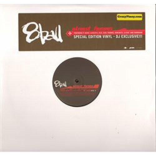 8Ball - Almost Famous, 2xLP