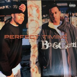 Boo & Gotti - Perfect Timing, 2xLP