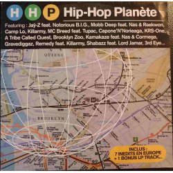 Various - Hip-Hop Planète , LP