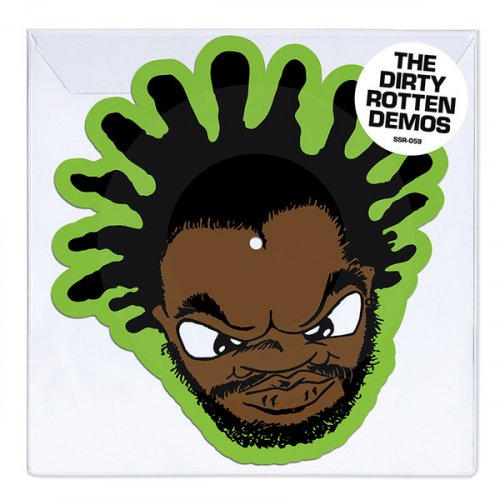 Jeru The Damaja - The Dirty Rotten Demos, 10""