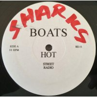Sharks - Hot / Streetfighter, 12""