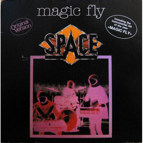 Space - Magic Fly, LP