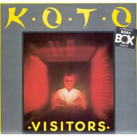 "Koto - Visitors (A Swedish Beat Box Remix), 12"", 45 RPM"