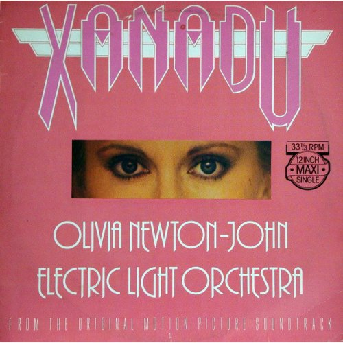 Olivia Newton-John & Electric Light Orchestra - Xanadu, 12""