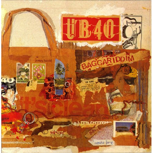 "UB40 - Baggariddim, LP + 12"""