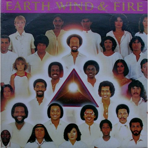 Earth, Wind & Fire - Faces, 2xLP