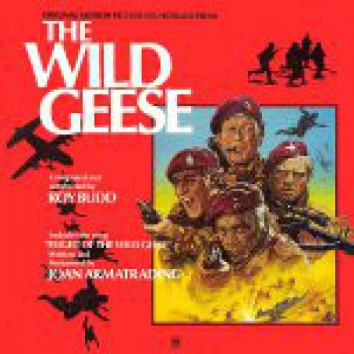 Roy Budd - The Wild Geese (Original Motion Picture Soundtrack), LP