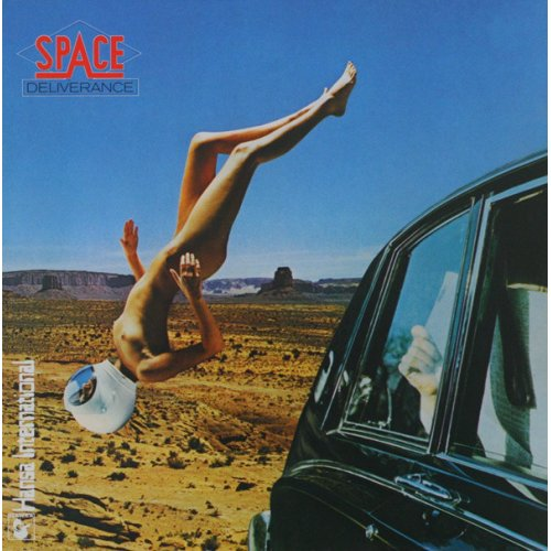 Space - Deliverance, LP