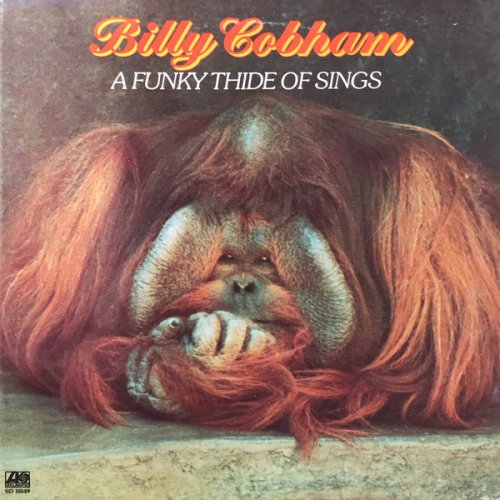 Billy Cobham - A Funky Thide Of Sings, LP