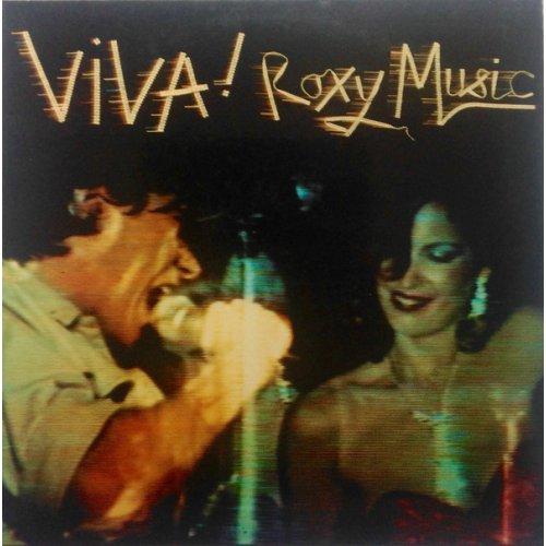 Roxy Music - Viva! Roxy Music (The Live Roxy Music Album), LP