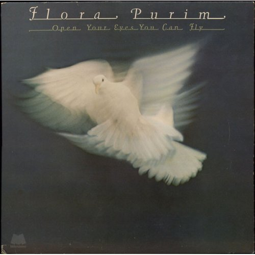 Flora Purim - Open Your Eyes You Can Fly, LP