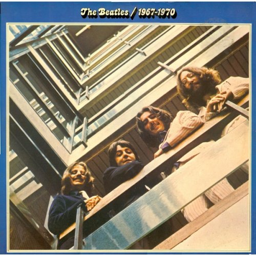 The Beatles - 1967-1970, 2xLP