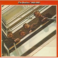 The Beatles - 1962-1966, 2xLP
