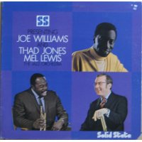 Joe Williams And Thad Jones • Mel Lewis, The Jazz Orchestra - Presenting Joe Williams And Thad Jones • Mel Lewis, The Jazz Orchestra, LP, Repress