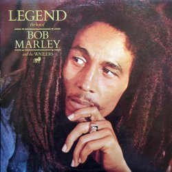Bob Marley And The Wailers - Legend (The Best Of Bob Marley And The Wailers), LP, Reissue