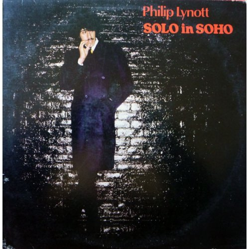 Philip Lynott - Solo In Soho, LP