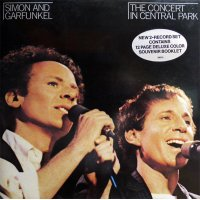 Simon And Garfunkel - The Concert In Central Park, 2xLP