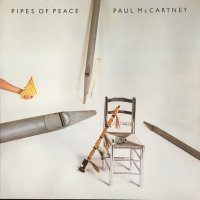 Paul McCartney - Pipes Of Peace, LP