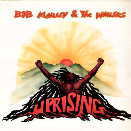 Bob Marley & The Wailers - Uprising, LP