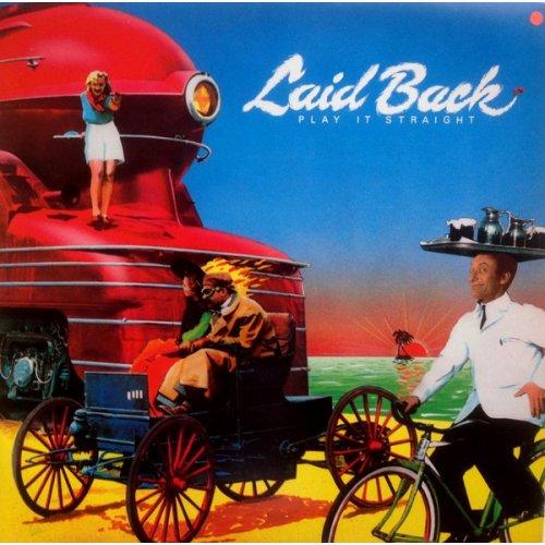 Laid Back - Play It Straight, LP