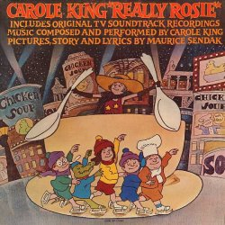 Carole King - Really Rosie, LP
