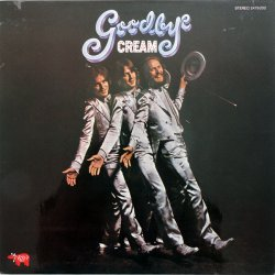 Cream - Goodbye, LP, Reissue