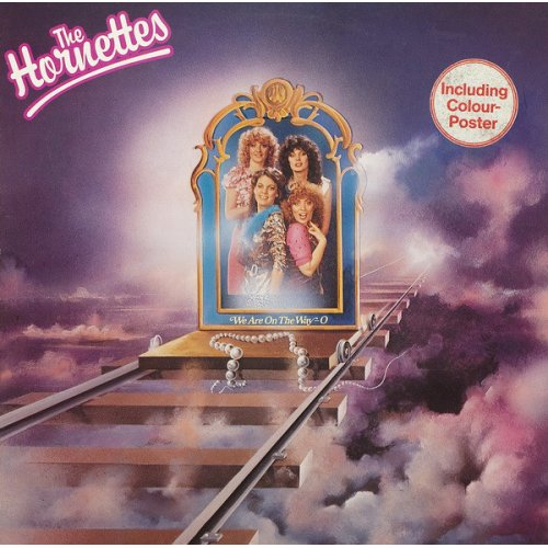 The Hornettes - We Are On The Way-O, LP
