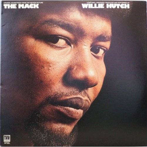 Willie Hutch - The Mack, LP, Reissue