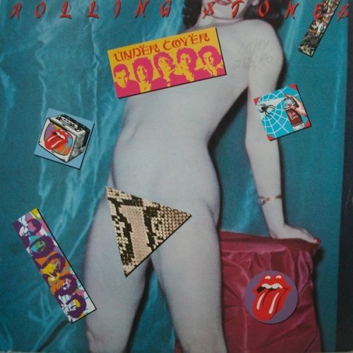 Rolling Stones - Undercover, LP
