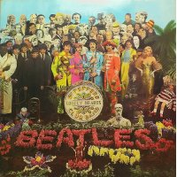 The Beatles - Sgt. Pepper's Lonely Hearts Club Band, LP, Reissue