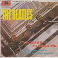 The Beatles - Please Please Me, LP, Repress