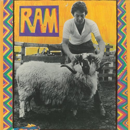 Paul And Linda McCartney - Ram, LP