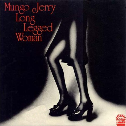 Mungo Jerry - Long Legged Woman, LP