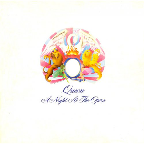 Queen - A Night At The Opera, LP, Repress