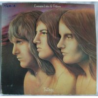 Emerson Lake & Palmer - Trilogy, LP, Reissue