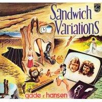 Gade & Hansen - Sandwich Variations, LP