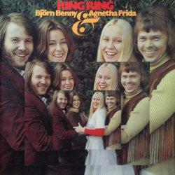 Björn Benny & Agnetha Frida - Ring Ring, LP