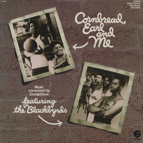 The Blackbyrds - Cornbread, Earl And Me, LP, Promo